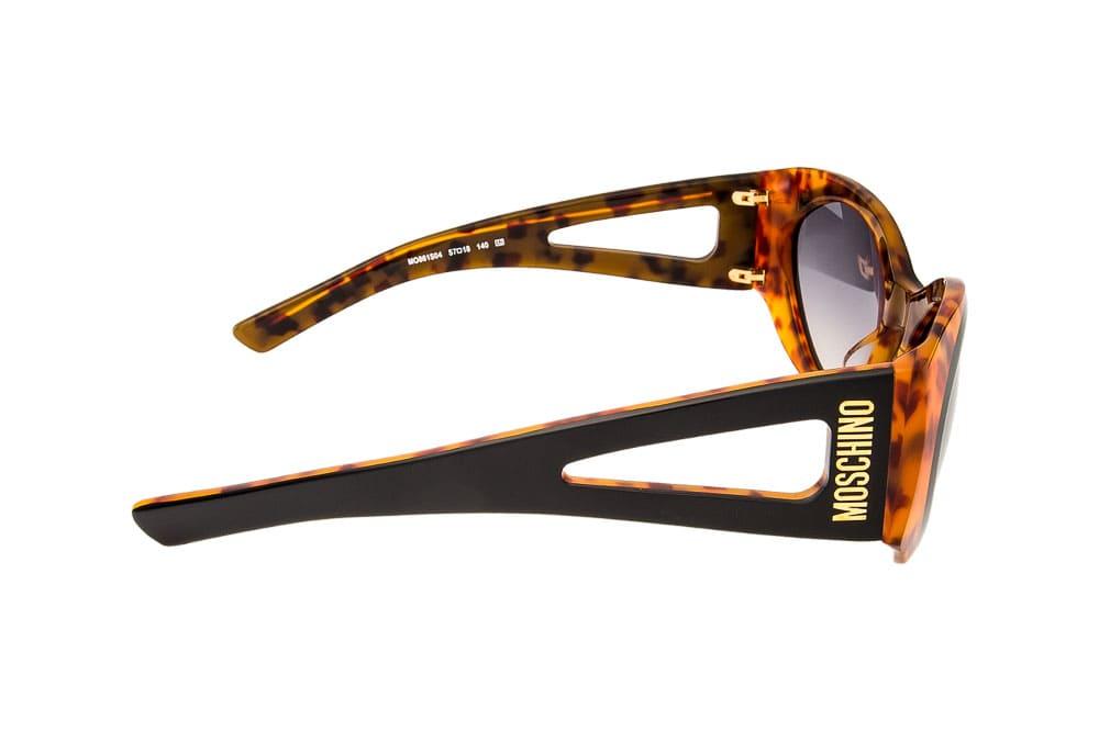 Moschino MO861S04 classic havana