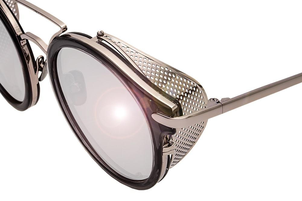 Hadid HAD07 C6 silver shine