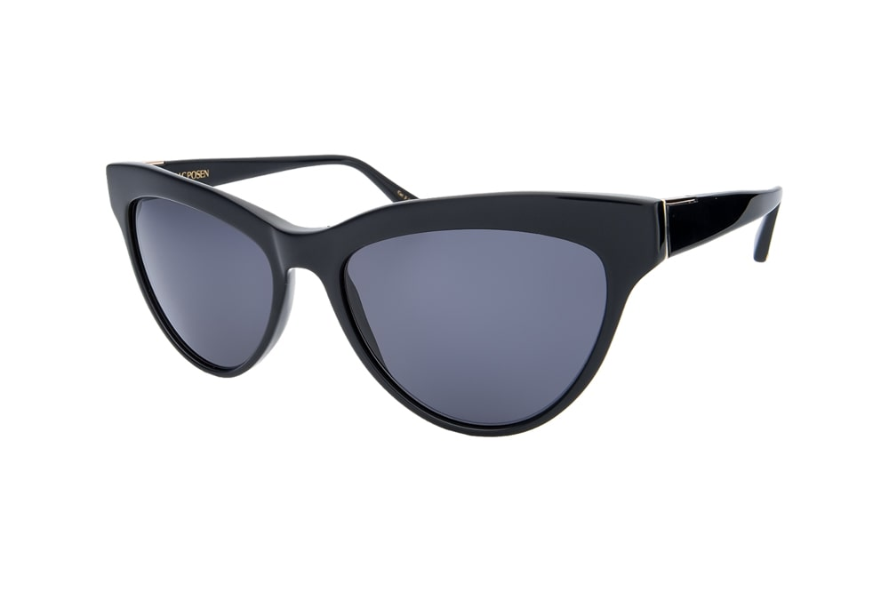Zac Posen Farrow BK sun black gray