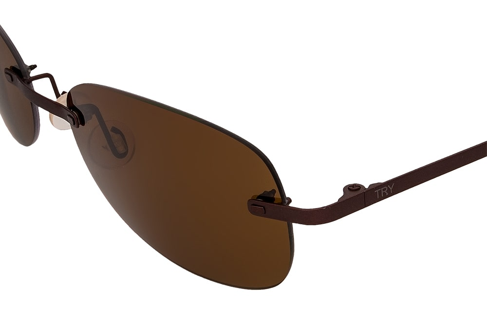 TRY Titanium Evolution TT50902 brown matrix