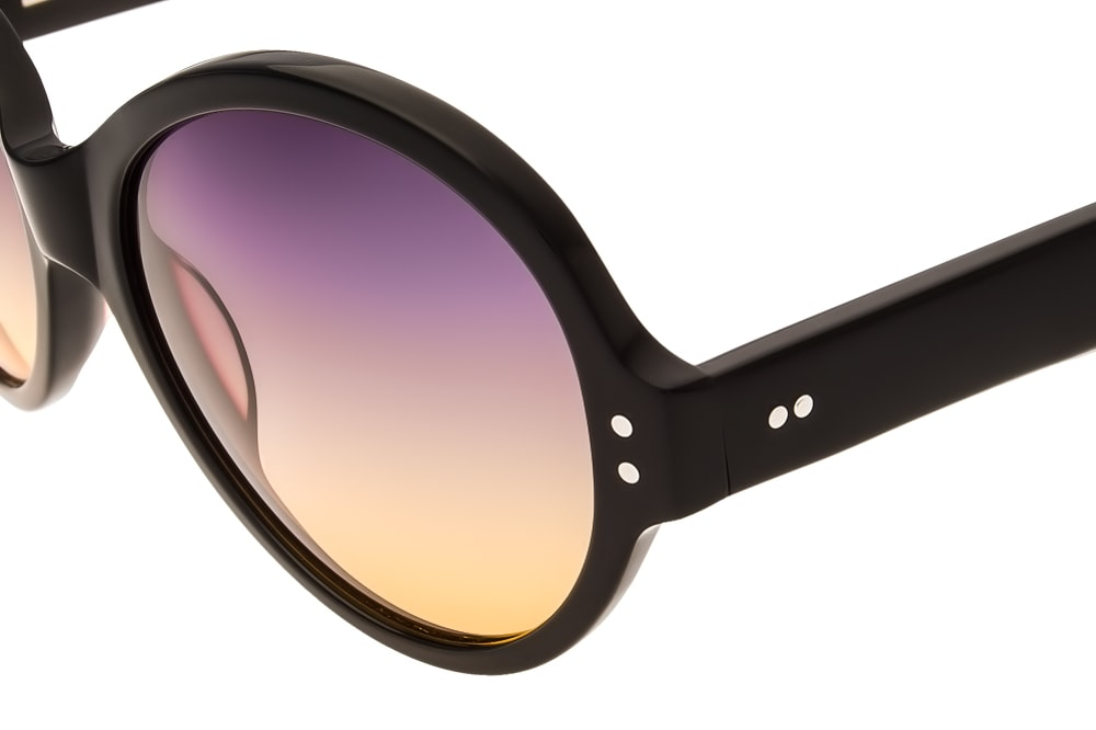 Derek Lam Brook Blk double lense