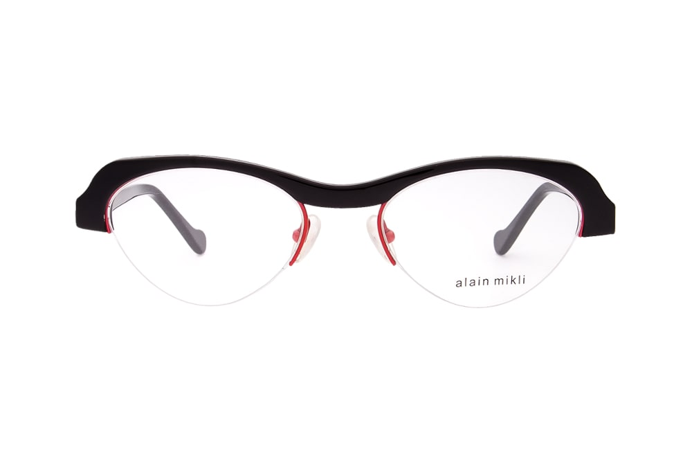Alain Mikli AL 823 001 black glossy