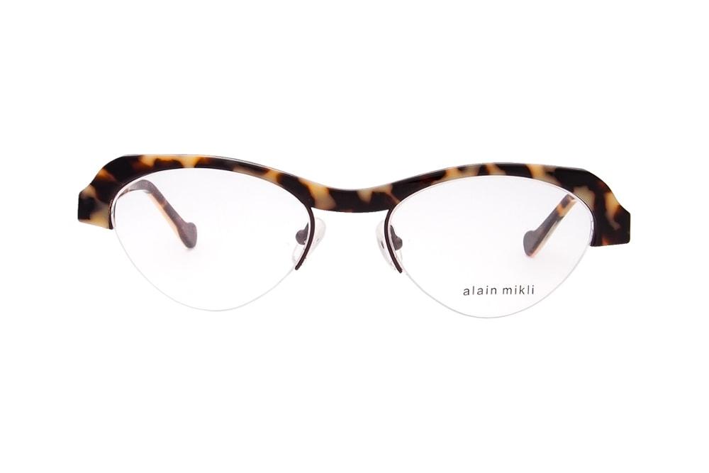 Alain Mikli AL 823 004 tiger opt