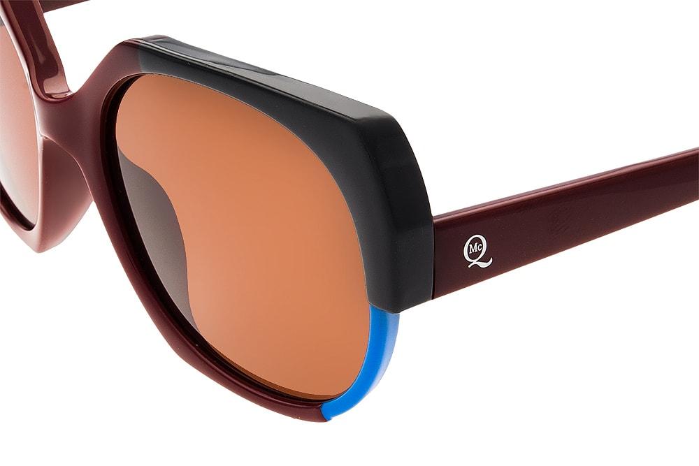 Alexander Mcqueen MCQ MCQ 0045S G0P8U brown blue