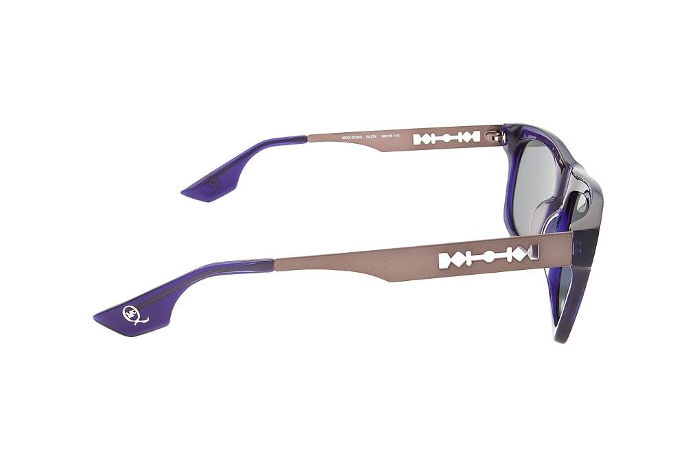 Alexander Mcqueen MCQ MCQ 0045S G0P8U metal blade