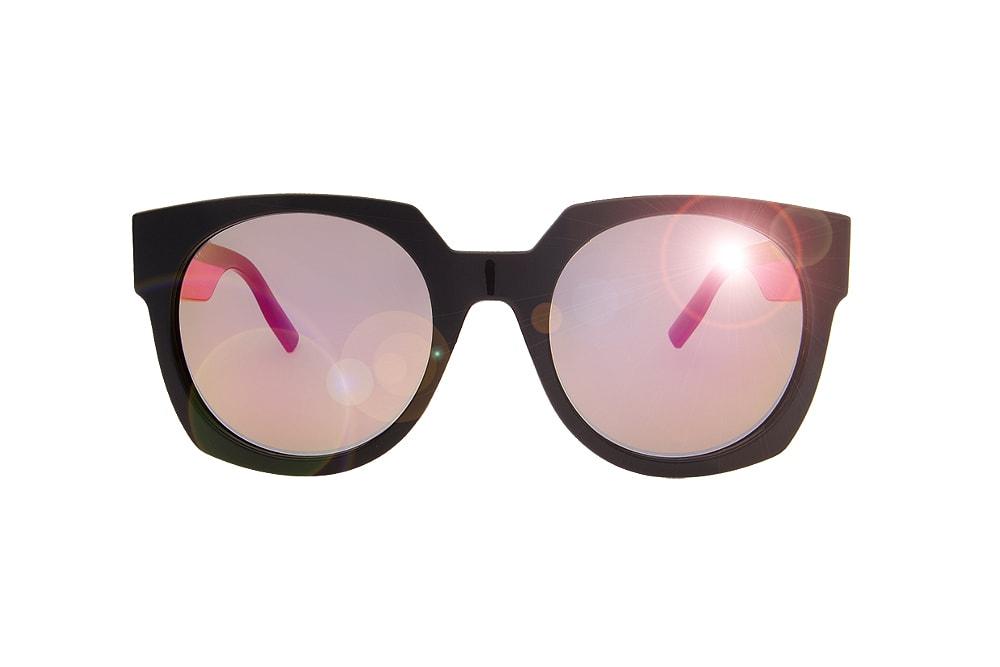 Alexander Mcqueen MCQ MCQ 0004S 0IKE2 pink mirror