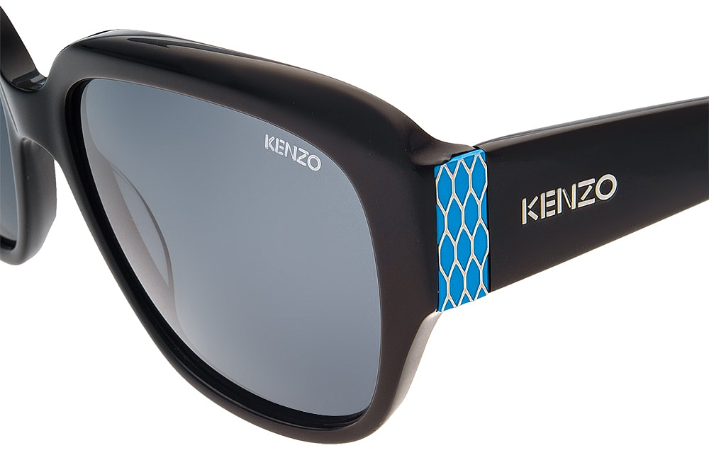 Kenzo KZ 3160 01 black frame