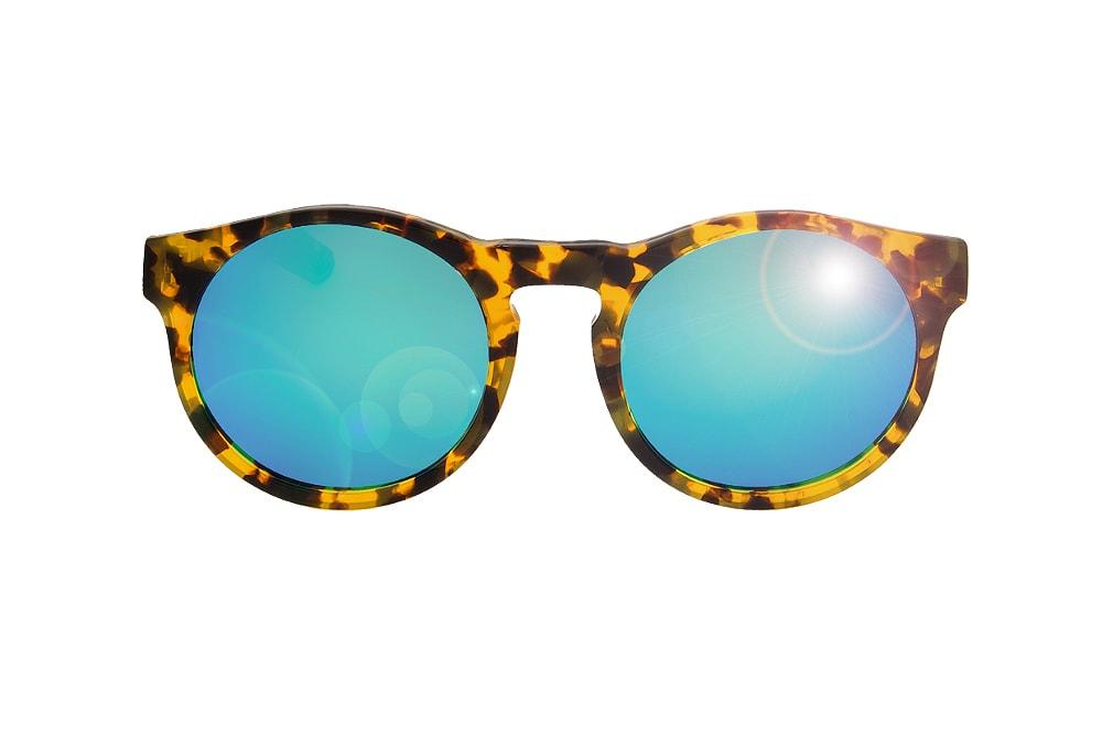 AQS BEN02 blue shine lense