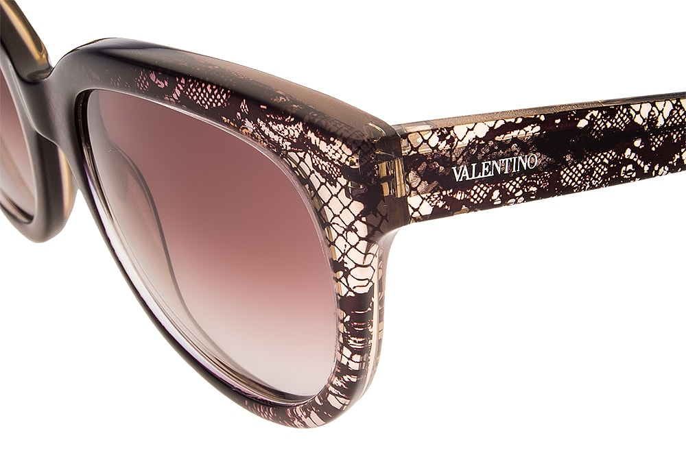 Valentino v666s 032 brown deep wine