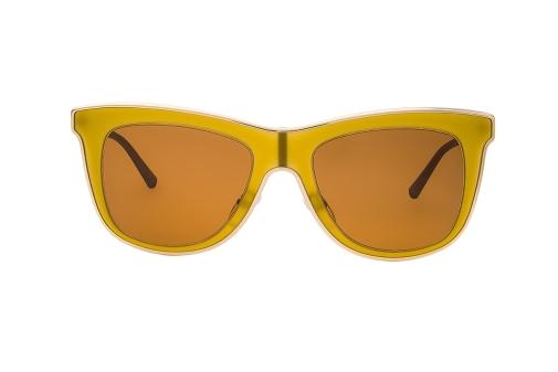 Valentino желтый туман