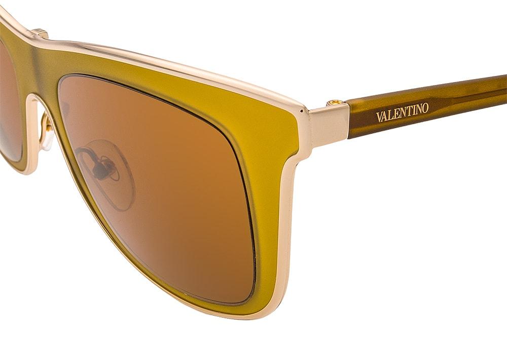 Valentino v109s 303 metal gold