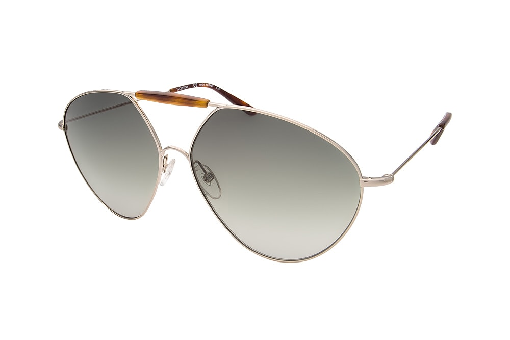 Valentino v122s 723 outdoorsman aviator gray