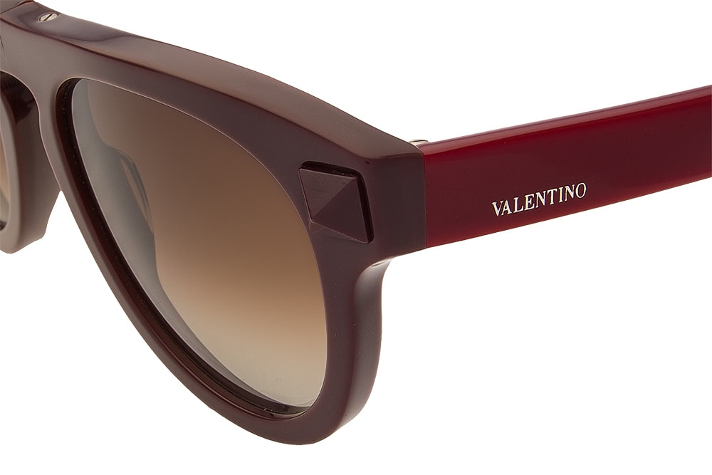 Valentino v704s 627 folding aviator