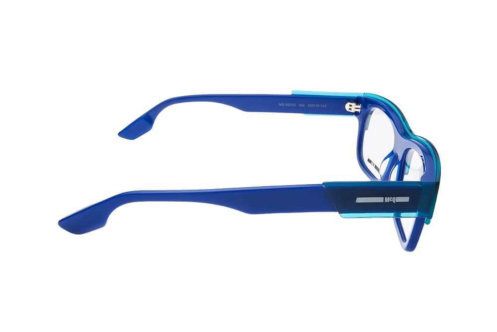 Alexander Mcqueen MCQ MCQ 0027O 002 blue square