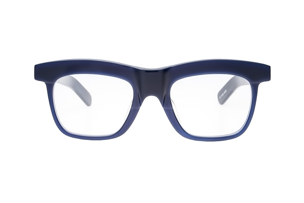 The Mask 146304 square deep blue