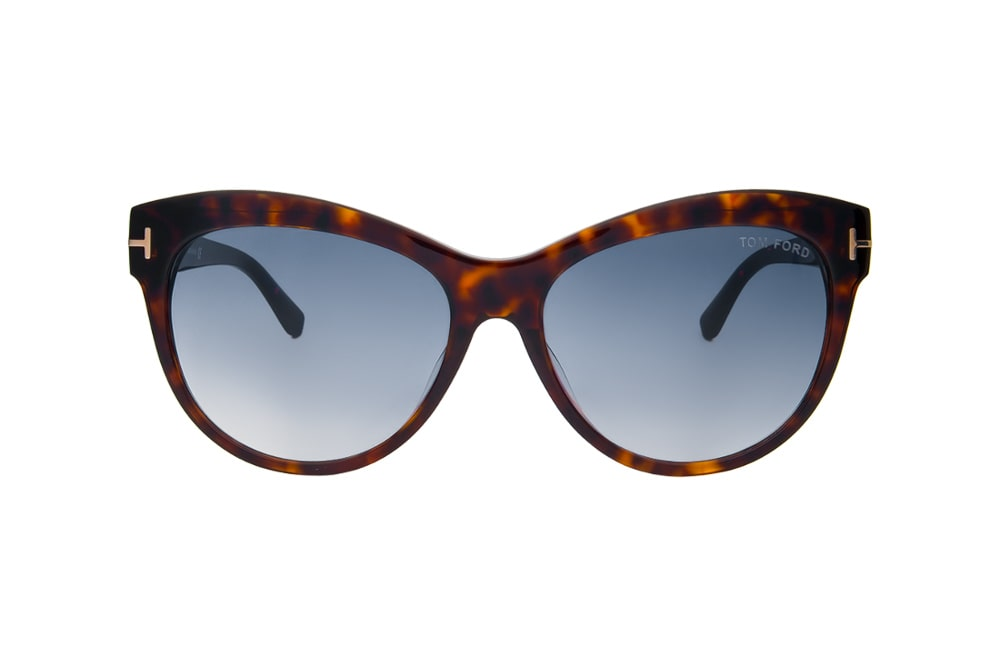 Tom Ford Lily TF 430 52P cats blue
