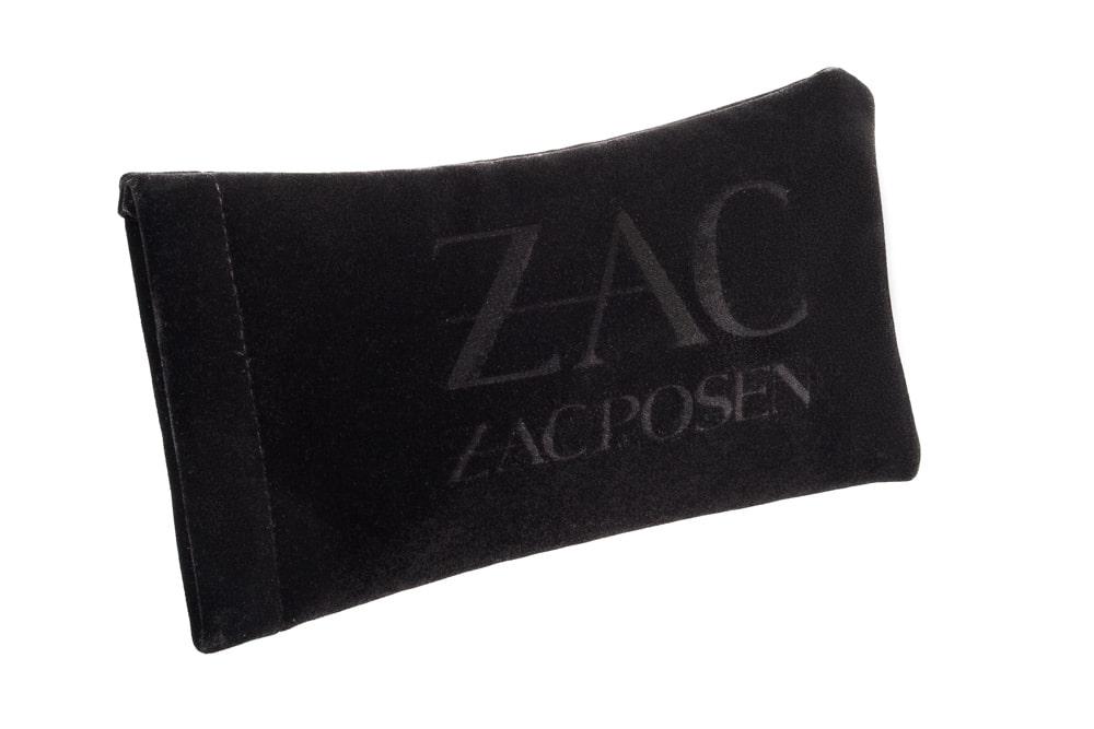 Zac Posen Farrow BK sun black gray
