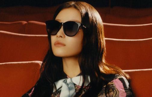 Как подобрать очки для девушки ?